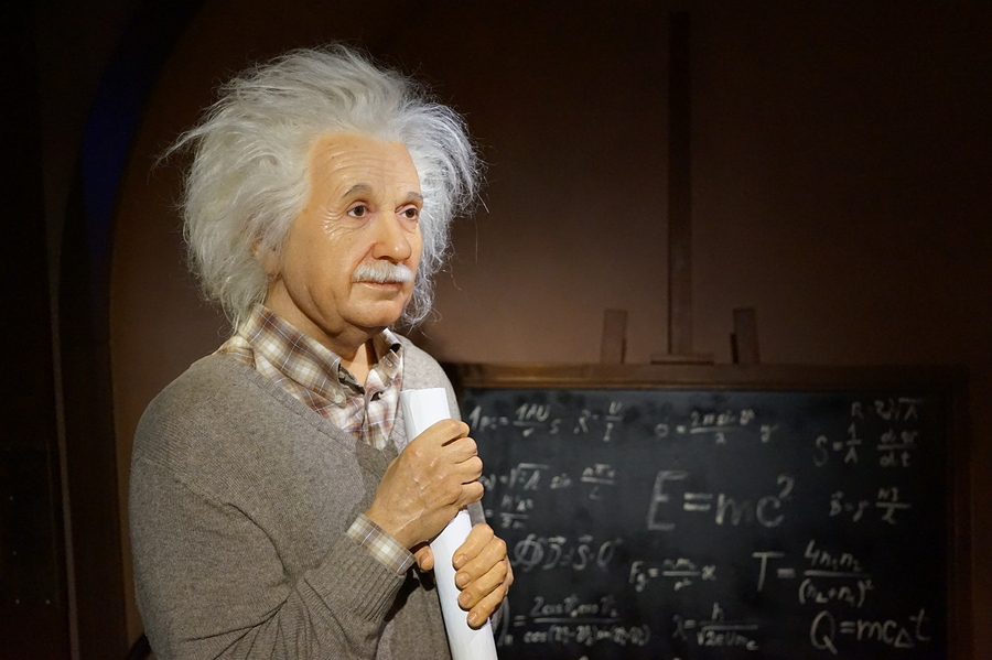 bigstock--191415511- Einstein