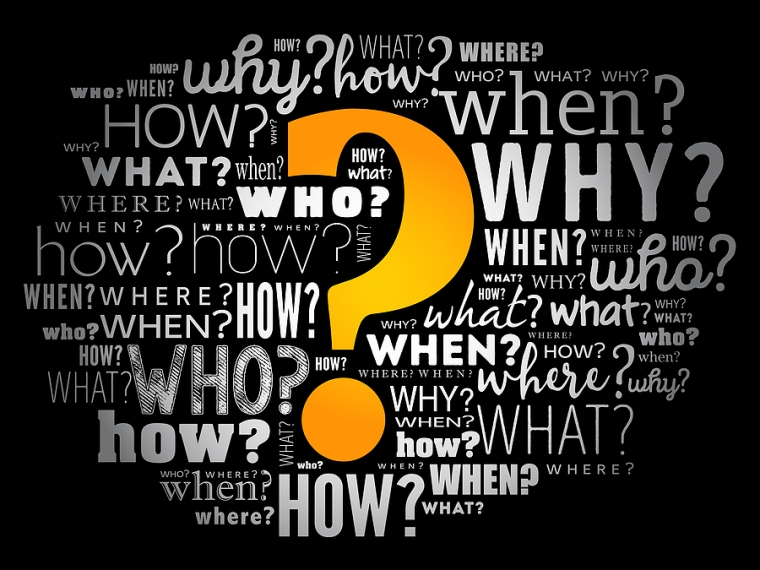 Question Mark - Questions Whose Answers Are Considered Basic In