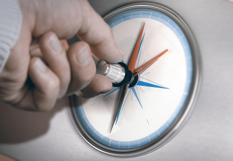 bigstock--Compass 210991828